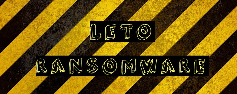 remove Leto ransomware