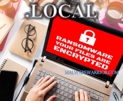 remove Local ransomware