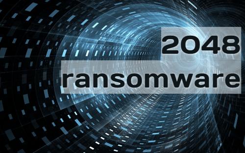 remove 2048 ransomware