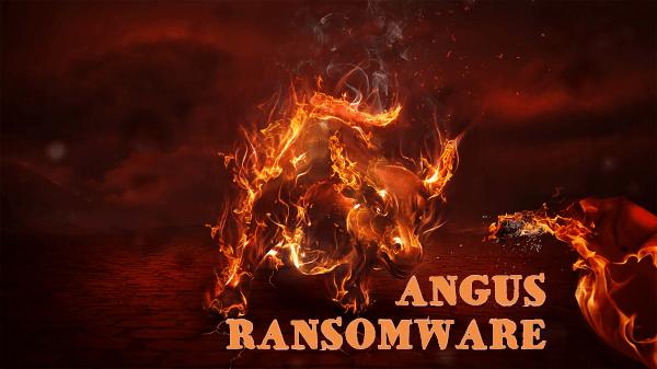 remove Angus ransomware
