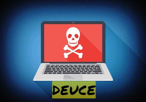 remove Deuce ransomware