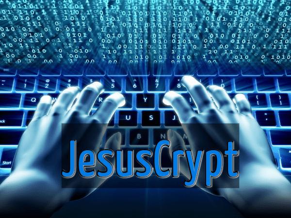 remove JesusCrypt ransomware