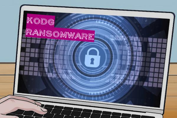 remove Kodg ransomware