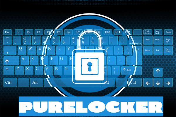 remove PureLocker ransomware
