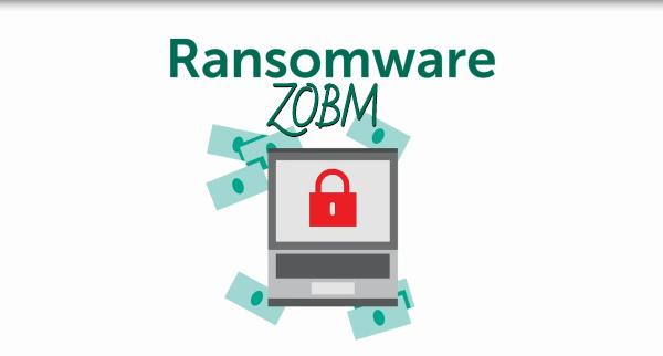 remove Zobm ransomware