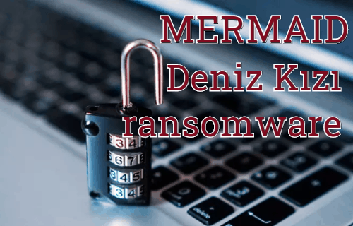 remover Mermaid ransomware