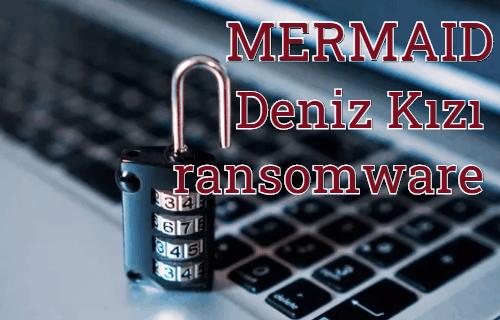 remove Mermaid ransomware