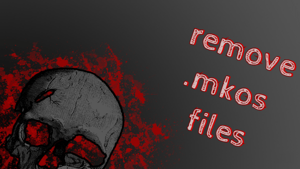 remove Mkos ransomware
