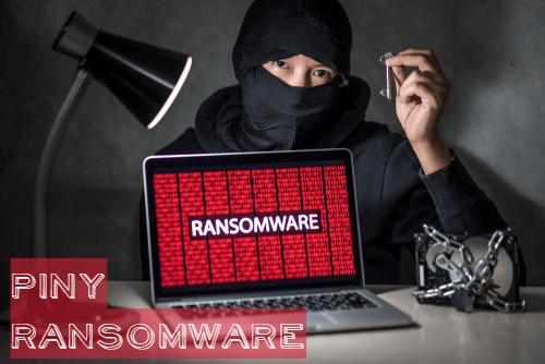 remove Piny ransomware