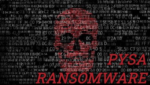 remove Pysa ransomware