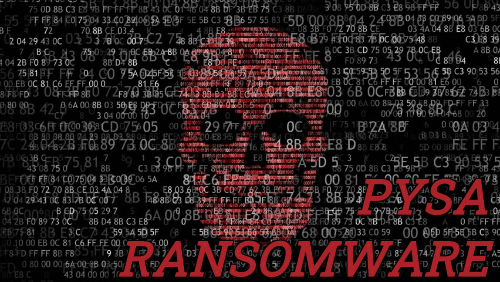 remover Pysa ransomware