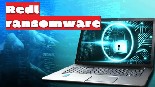 remove Redl ransomware