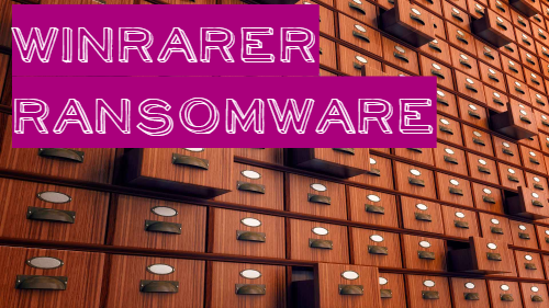eliminar WinRARER ransomware
