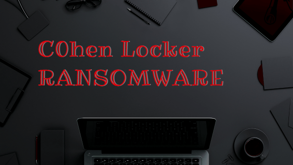 remove C0hen Locker ransomware