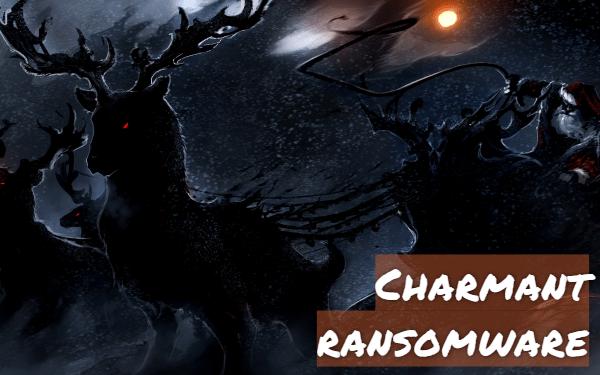remove Charmant ransomware