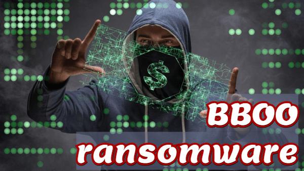 remove Bboo ransomware