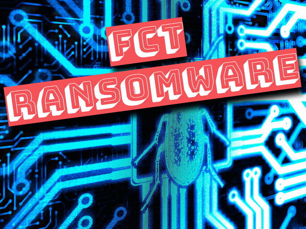 remove FCT ransomware