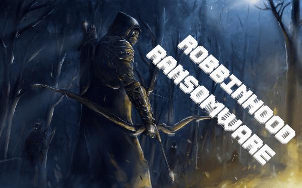remove RobbinHood ransomware