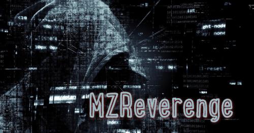 remover MZReverenge ransomware