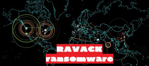 remove Ravack ransomware