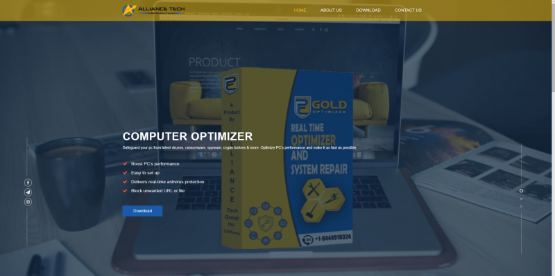 remove PC Gold Optimizer and System Repair PUP