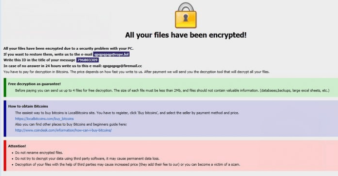 remove Eking ransomware