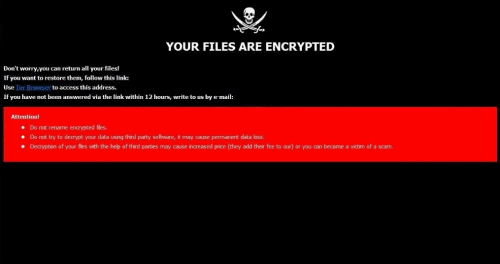 pour supprimer Remk ransomware