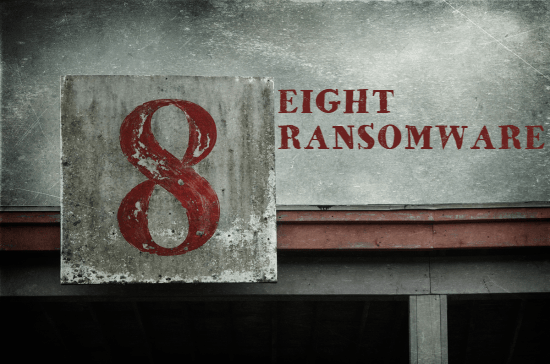 Huit supprimer ransomware
