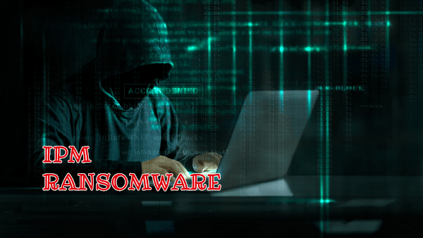 remover IPM ransomware
