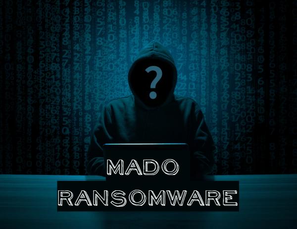 remove Mado ransomware