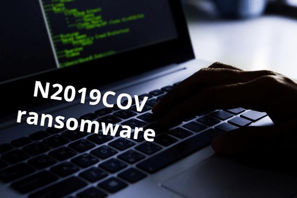 remove N2019cov ransomware