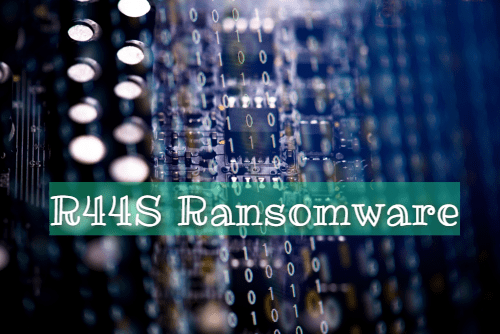 remover R44s ransomware
