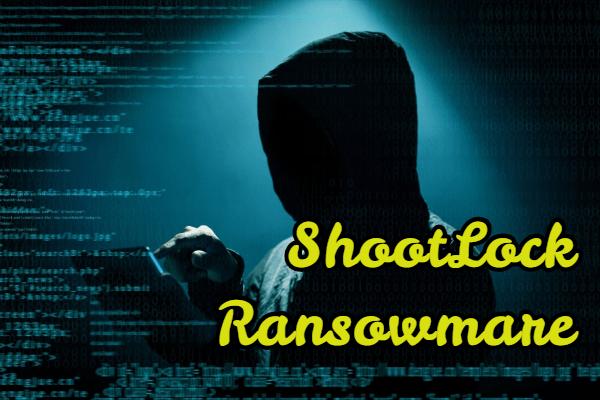 retirer Shootlock ransomware