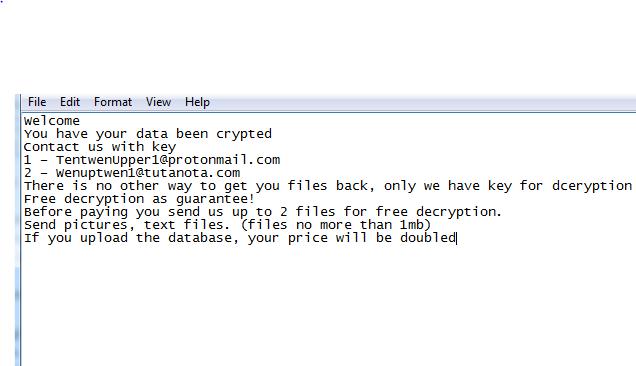 remove Remk ransomware
