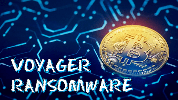 remover Voyager ransomware