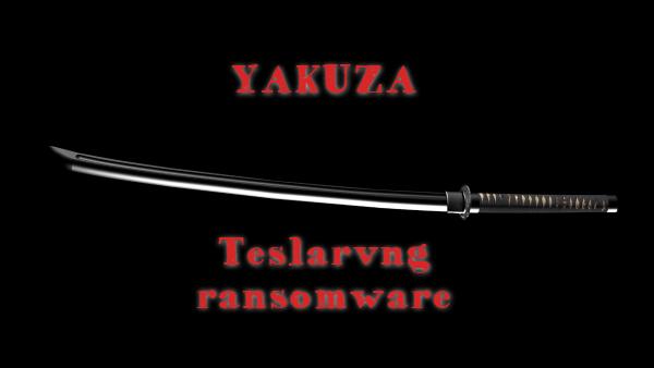 Remover o Teslarvng (Yakuza) Ransomware