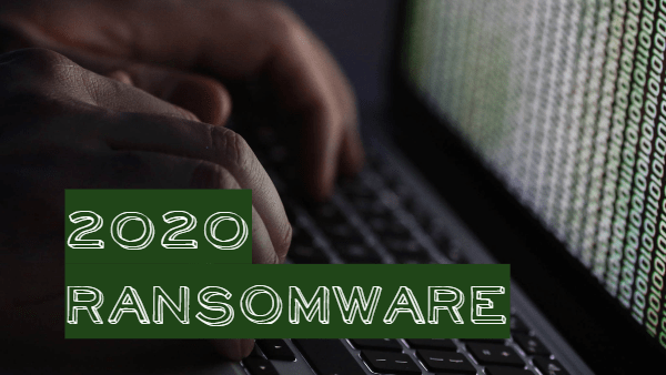 Eliminar 2020 Ransomware