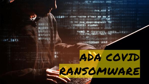 eliminar Ada Covid ransomware
