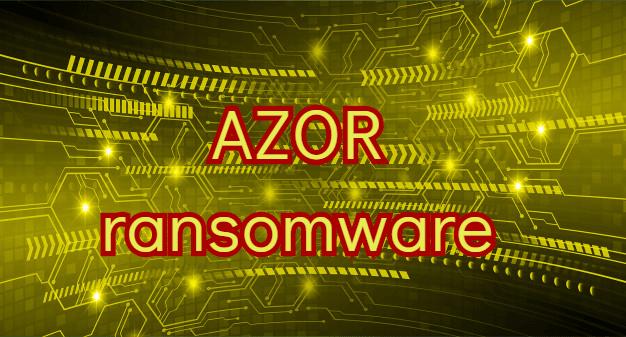 remove Azor ransomware