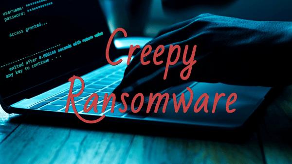 eliminar Creepy ransomware