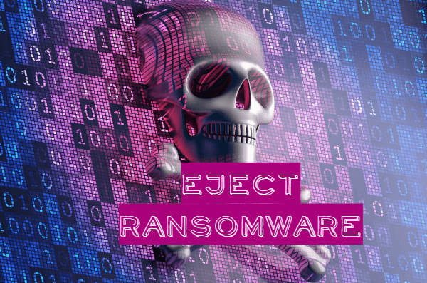 remover Eject ransomware