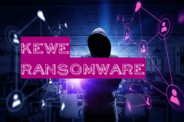 remover Kewe ransomware