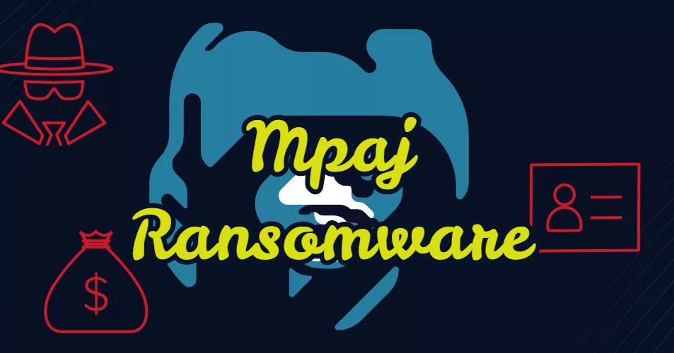 eliminar el ransomware Mpaj