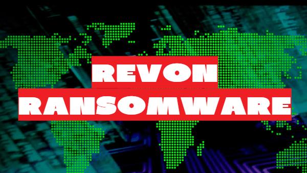 Entfernen Sie Revon Ransomware