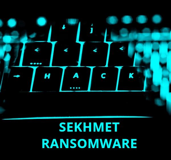 remove Sekhmet ransomware