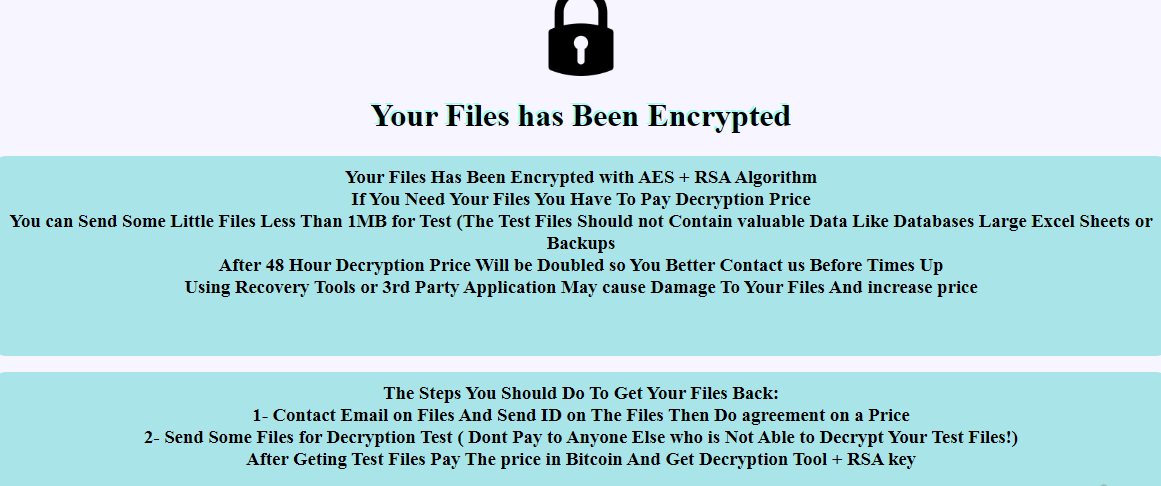 remove Void ransomware