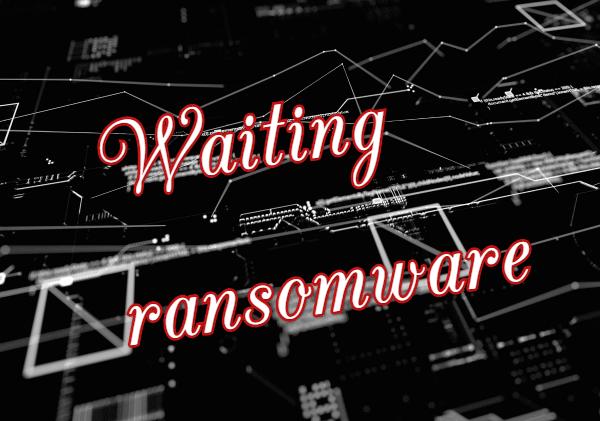 Entfernen Sie Waiting Ransomware