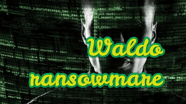 entfernen Waldo Ransomware
