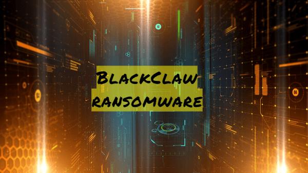 remover BlackClaw ransomware