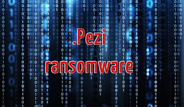 remover o Pezi ransomware